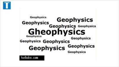 Tulisan Singkat Tentang Geofisika