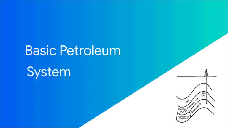 elemen dasar petroleum system