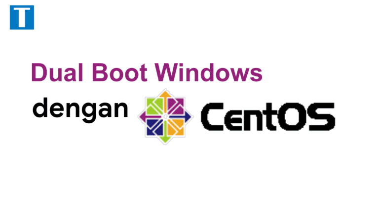 cara install dual boot
