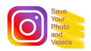 cara menyimpan video dari instagram di pc