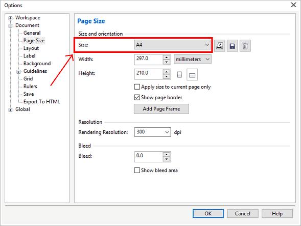 mengubah file jpg menjadi pdf di corel