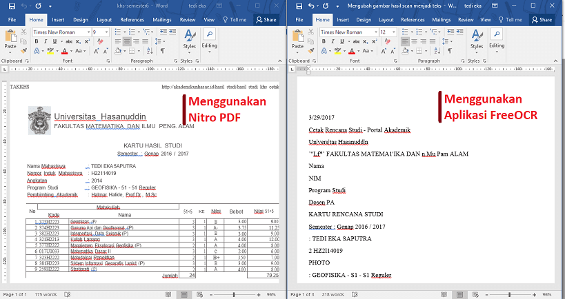 Cara Mengubah Hasil Scan Ke Microsoft Word Sehingga Mudah Untuk Diedit