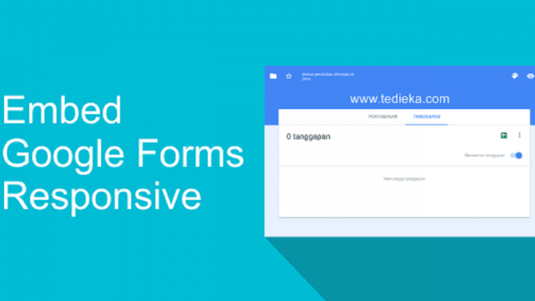 embed google forms responsive