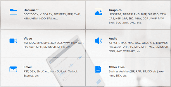 Jenis file yang support easyUS