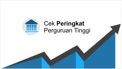 Cara Mengetahui Peringkat Perguruan Tinggi di Indonesia Versi DIKTI