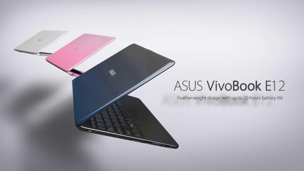 Laptop Asus VivoBook E12 E203NAH