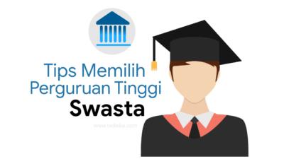 Tips Penting Memilih Perguruan Tinggi Swasta yang Baik