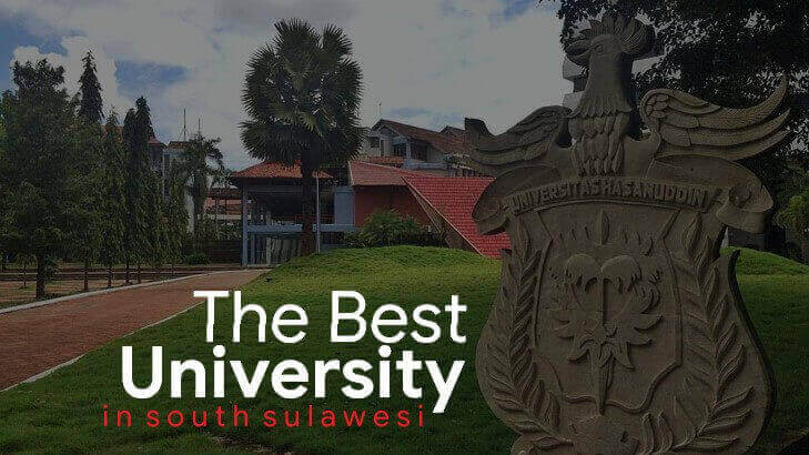 Universitas terbaik di sulawesi selatam