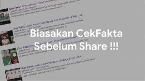 Cara cek berita fakta atau hoax