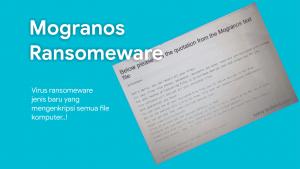 Mogranos ransomeware