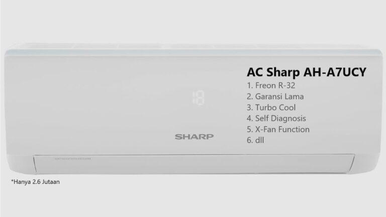 AC Sharp AH-A7UCY