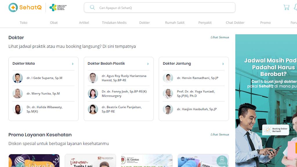 """Mengenal SehatQ.com: Portal """"Sehat Dalam Genggaman"""""""