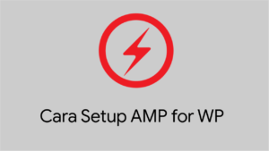 Cara Setup Plugin AMP for WP