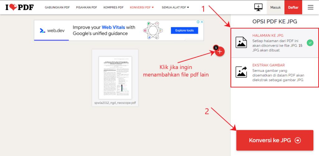 cara mengubah file pdf ke jpg online
