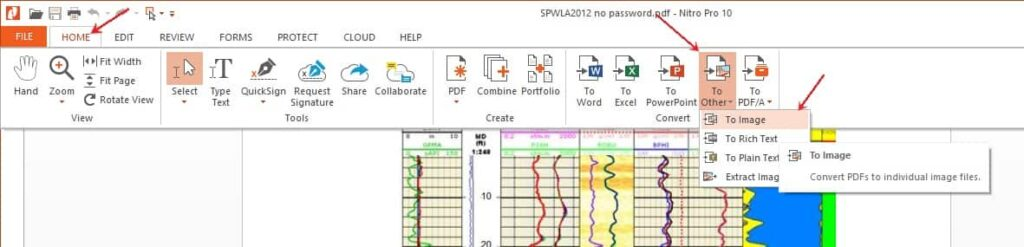 cara merubah pdf ke jpg offline