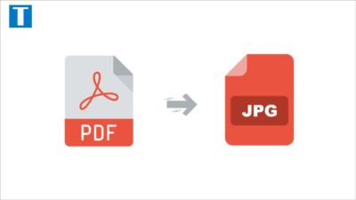 Cara Mengubah PDF ke JPG di Laptop Maupun Android