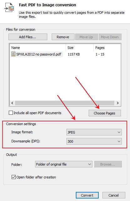 pdf to image conversion nitro