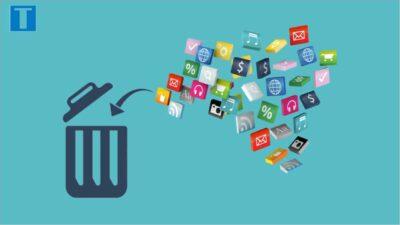 Cara Uninstall Banyak Aplikasi Sekaligus di Windows 10