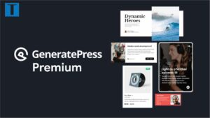 Generatepress template wordpress premium terbaik