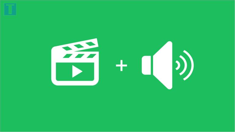Cara Menggabungkan video dan audio di PC